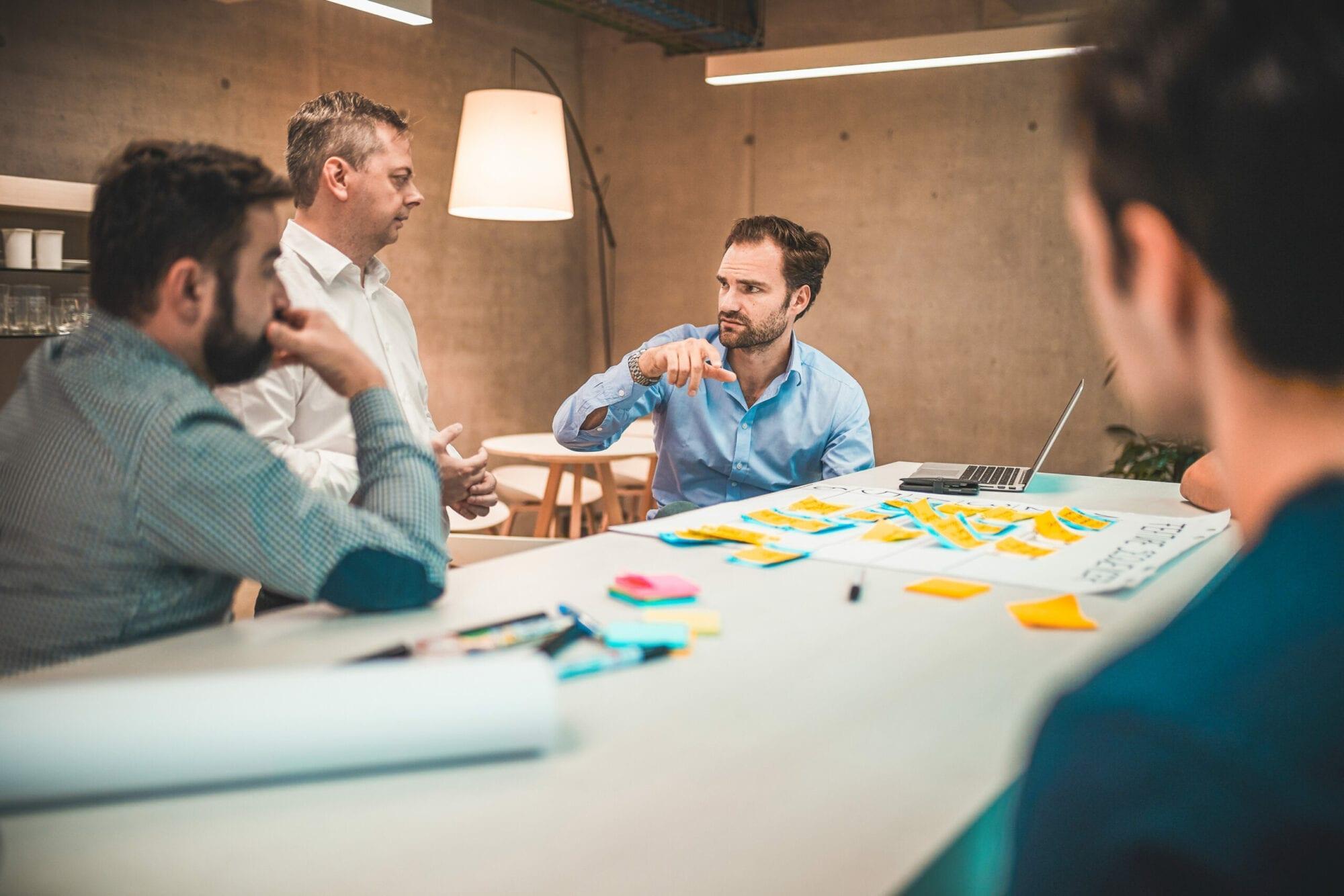 Venture Builder und Validierung von Geschäftsmodellen