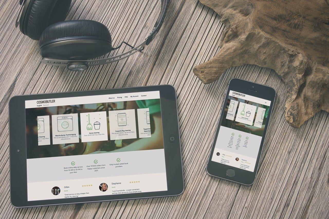 Entwicklung von Digitalen Produkten B-works