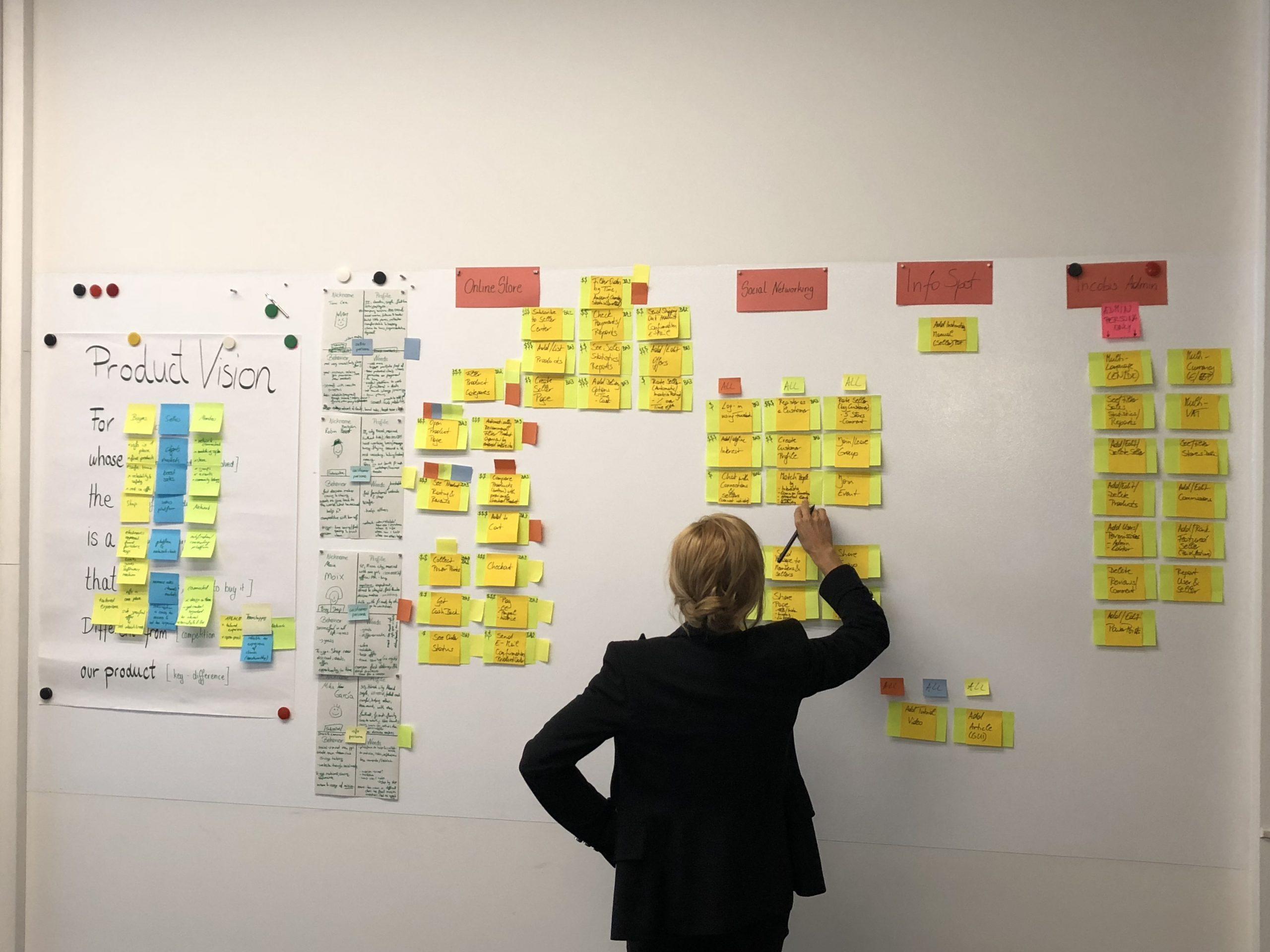 User Experience Agentur Zürich B-works